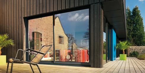 Fenêtre bois mixte